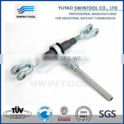 China Swintool heavy duty turnbuckle ratchet load binder