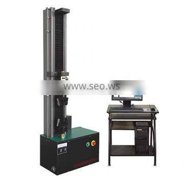 ASTM D412 electronic power automatic rubber 2kn tensile testing machine
