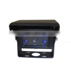 Heavy Duty Reverse Aid Remote Monitor 1.0 Megapixel IP Wireless Rearview System for Truck Tractor