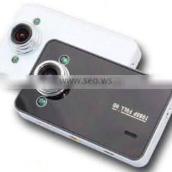 2.7 Inch 140 Degree Wide Angle Full HD 1080P Motion Detection Vehicle Camera