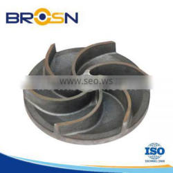 Low price Customized CNC vacuum cleaner impeller