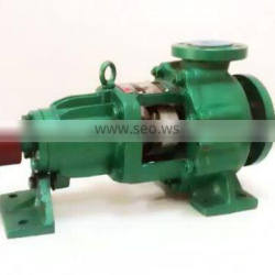 ISO standard Explosion Proof Fluorine plastic centrifuges pompa