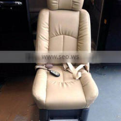load120 KG swivel car seat for disabled install in copilot's position