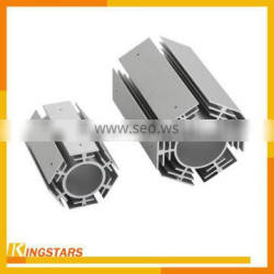 Anodized CNC Fin extruded aluminum heat pipe heat sink