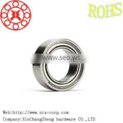 High quality and good function for MR85 deep groove bearing