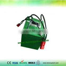 Lifepo4 battery 36V 80Ah for Electric Lawn Mower