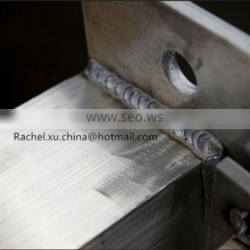 OEM Precision Steel Structural Robot Welding Fabrication Parts