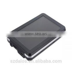 New design gps navigation 5.0 inch TFT Touch Screen placement car gps navigation with good price