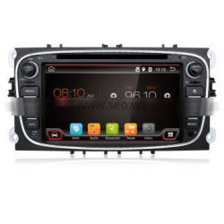 Volkswagen Navigation Waterproof Car Radio 2 Din 1080P