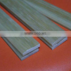 New Products polyurethane pultrusion gfk tube made in Dongguan JULI FRP