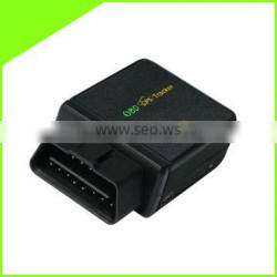 Car gps tracker obd interface with free tracking platform