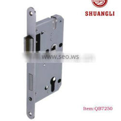 New design backset latch mortise lock body