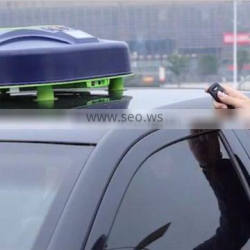 Solar Powered Automatic Auto Car Cover for SUV