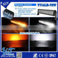 straight 72w 4x4 offroad wholesale led light bars off road