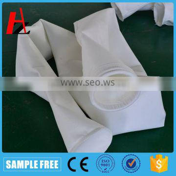 Polyester needle punched filter felt