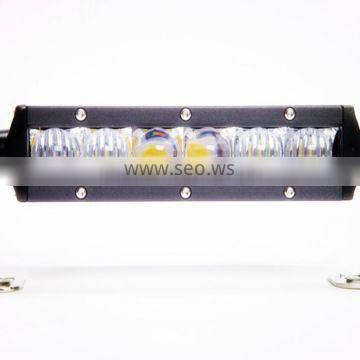 """Wholesale 22""""inch Straight single row CRE-E Led Light bar 60W 4x4 Offroad led light Bar For Truck (5D Projector Lens)"""