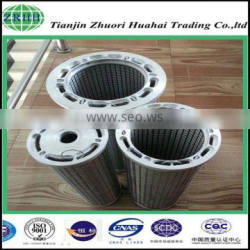 professional supply customized high efficient fiber glass material hydraulic filter cartridge