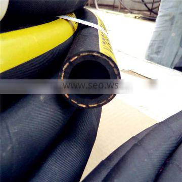 cotton braided rubber hose