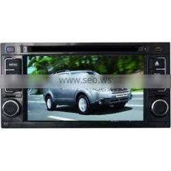 "6.2"" Car 2-Din DVD Player for SUBARU FORESTER"