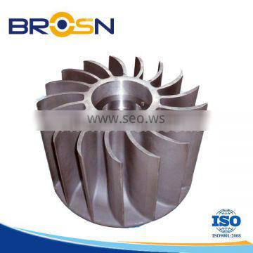 Excellent stainless brass steamship impeller