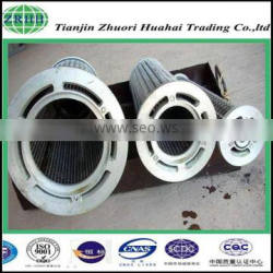 professional supply three parallel filter LY45/25 steam turbine filter double oil filter