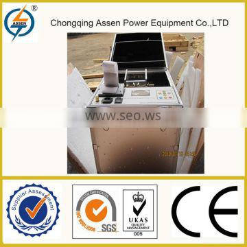 Low cost Dielectric moisture detector in transformer oil