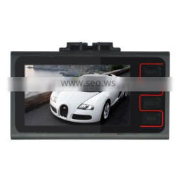 Factory New Modle 2.7 inch screen 1296p hd portable digital car dvr camcorder