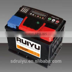 54046 DIN 40 12V 40AH Auto batteries from China supplier