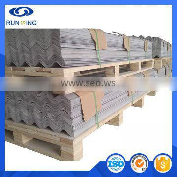 UV protection GRP corrugated sheet with premium quality