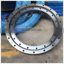 China factory supply XI 201905N cross roller bearing with inner gear teeth 1740*2010*82mm