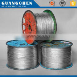 thin wire fishing rods