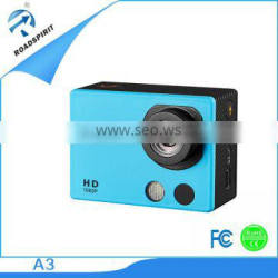 2 inch touch screen waterproof 1080p hd sports action camera