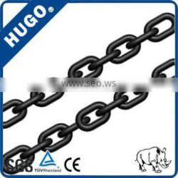 weight lifting belts chain, load chain made in China, G80 steel chain
