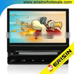 "Eirisn ES398 9"" 3 color FM Stereo DVD Player Car Headrest"