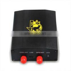 Car GPS Tracking Device with Microphone----GPS Tracker with Over Speed/Movement/Cut Oil Alert