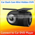 China factory supply Hidden car cam corder good quality with bottom price
