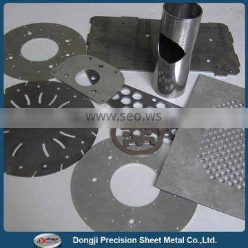 aluminum colored sheet metal with powder coating