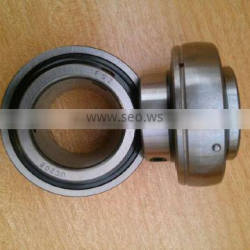 Gold Alibaba Supplier insert bearing / spherical outside surface ball bearing UC203