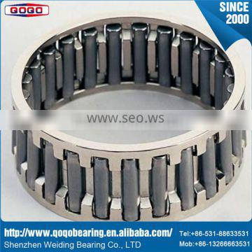 Alibaba best selling!! high performance needle bearing and stamping bearing with insulated bearing