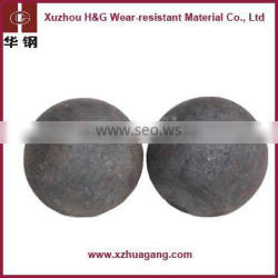 Dia.20-40mm Wear-resistance chrome steel ball in casting