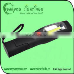 2014 New Rechargeable LED Work Light Super Bright Car Accessories