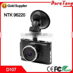 New arrival car dvr 3.0 inch Novatek 96220 1080P Full Hd 170 Degree H.264 WDR Front View car camera security