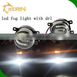 30w 3.5inch mitsubishi asx led daytime running light universal 9005 led fog light drl led daytime running light