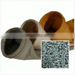 100% Antistatic polyester filter fabrics in filter media manufacture