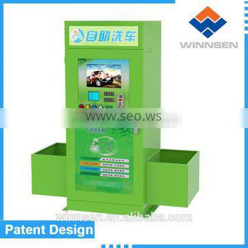 The best car washing machine kit station for car service