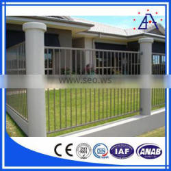 2016 Popular Design Most Fashional Lowes Aluminum Fence