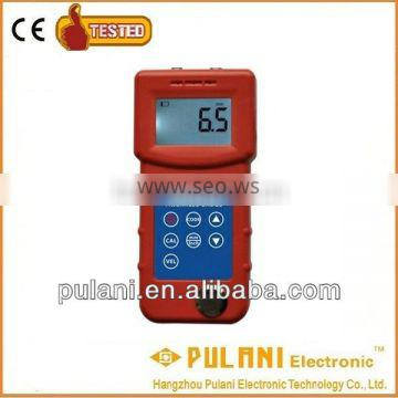 Electronic ultrasonic plastic thickness meter gauge tester