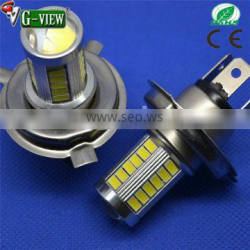 Highest quality and hottest selling of Car Led fog Lights H4/H7 33SMD 5630 designed for all cars