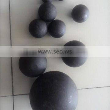 10% chrome forged steel ball for cement mechinery
