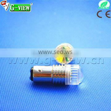 reasonable price automotive led switchback bulb bay15d 20w epistar dual color white amber
